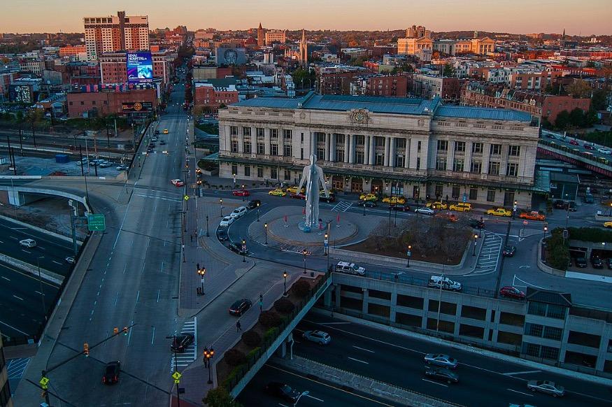 Baltimore Penn, courtesy of WikiCommons