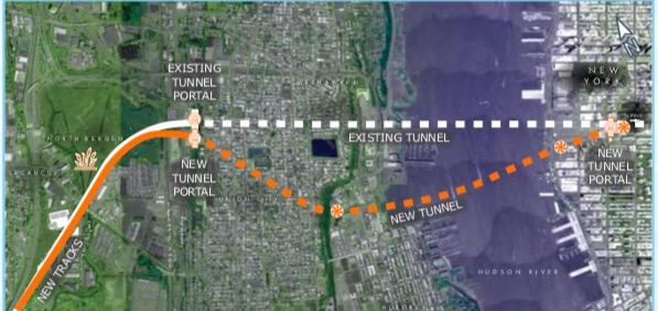simpler Hudson map